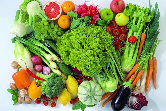 Thực phẩm cho ăn chay