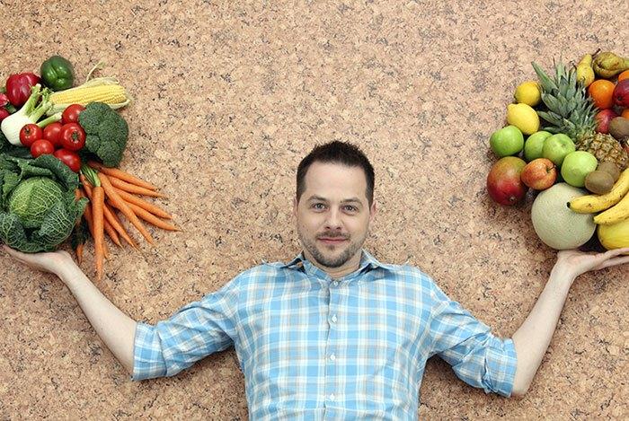Thực đơn đày đủ cho người ăn chay
