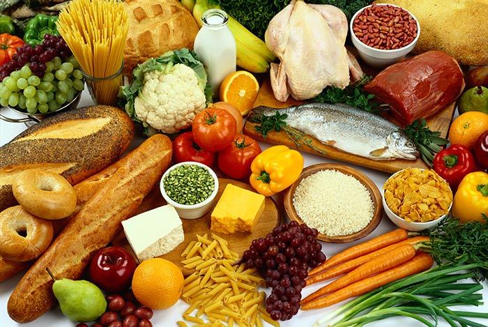 Tổng hợp các loại thực phẩm dành cho nguời giảm cân