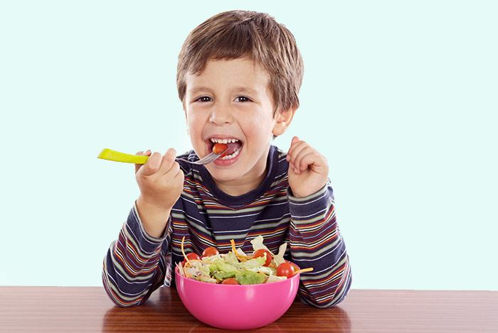 Ăn uống đều đặn nhai kỹ tốt cho dạ dày