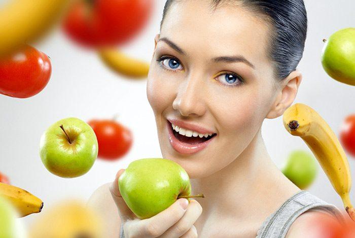Ăn trái cây giúp giảm cân