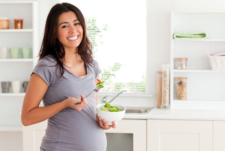 Những thực phẩm bà bầu không nên ăn