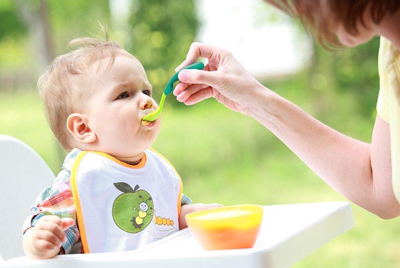 Món ăn cho bé