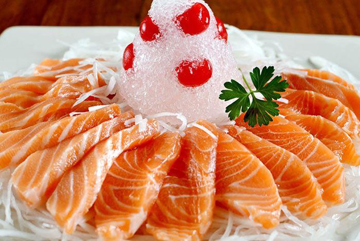 Cá ngừ ăn cho khi bị cảm cúm