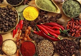 Sử dụng các loại gia vị trong nghệ thuật nấu ăn