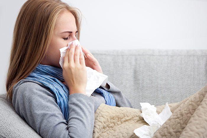 Bị cảm cúm ăn gì