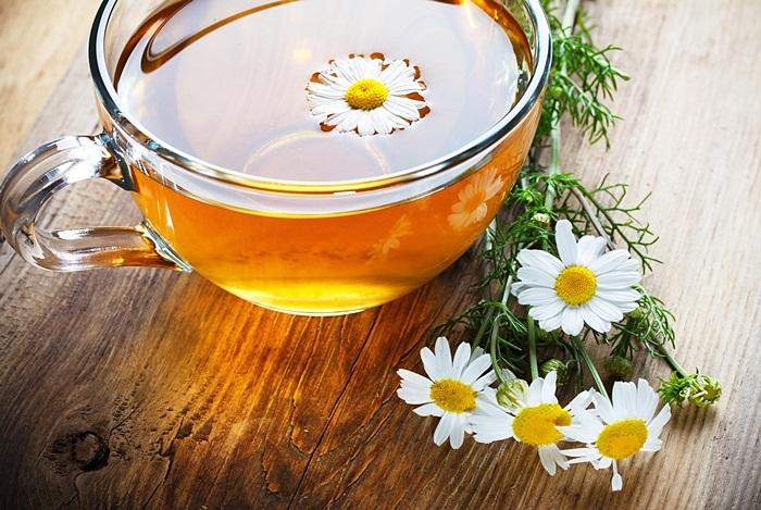 trà thảo mộc