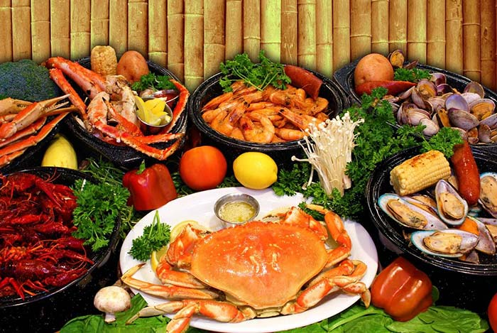 Thủy, hải sản