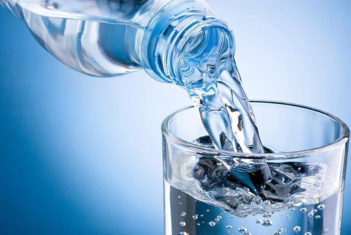 Nước tinh khiết giảm Stress