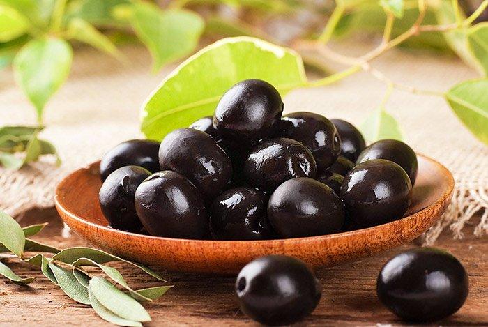 quả olive