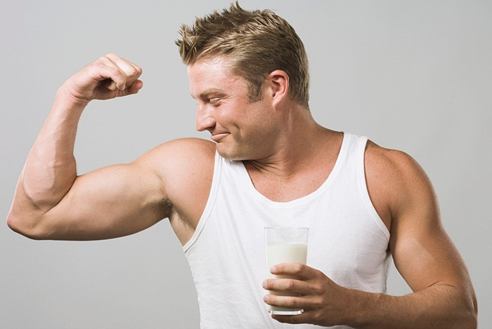 thực phẩm tăng cơ bắp