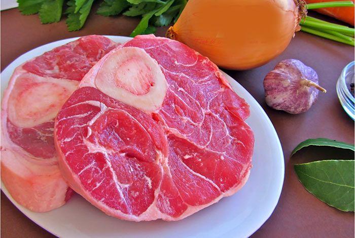 Thịt giàu protein