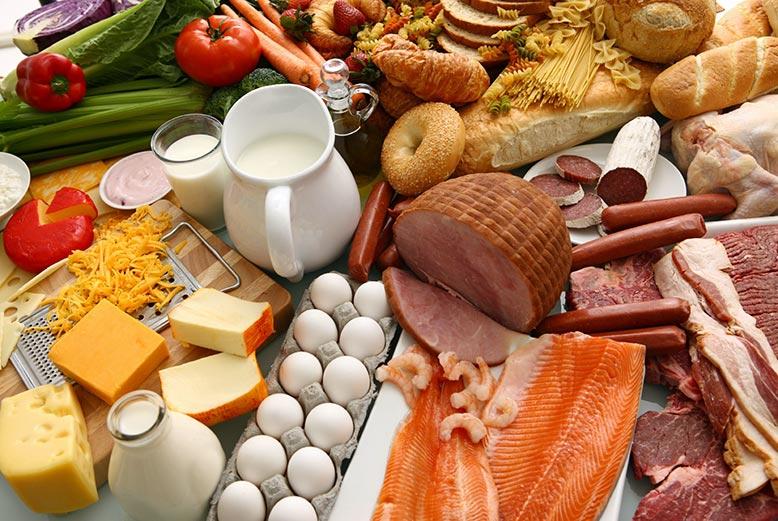 Thực phẩm giàu đạm tốt cho sức khỏe