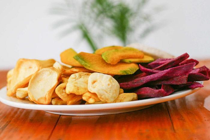 Trái cây sấy khô dễ tăng cân