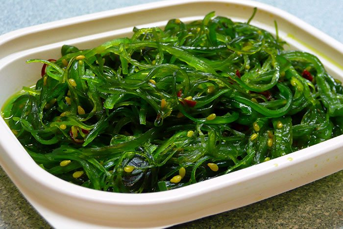 Rong biển wakame