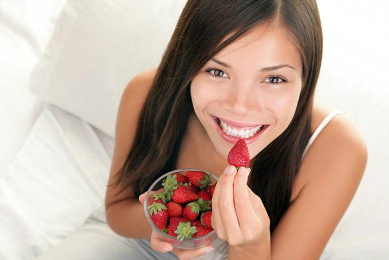 Thực phẩm giúp mọc tóc