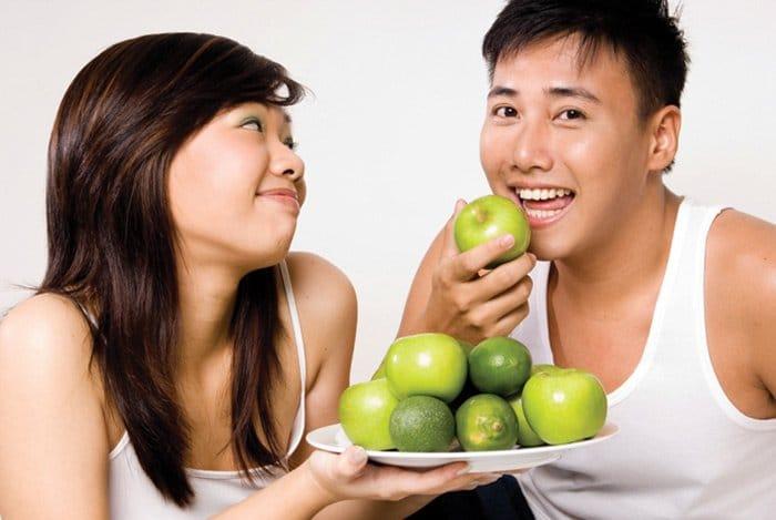 Thực phẩm giúp dễ thụ thai