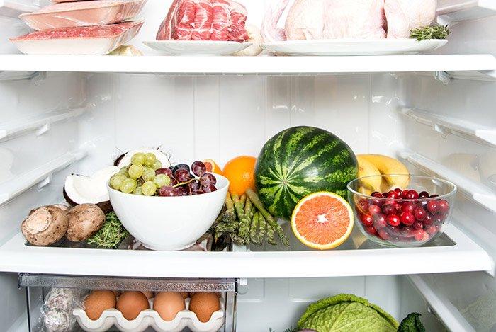 bảo quản thực phẩm tươi sống