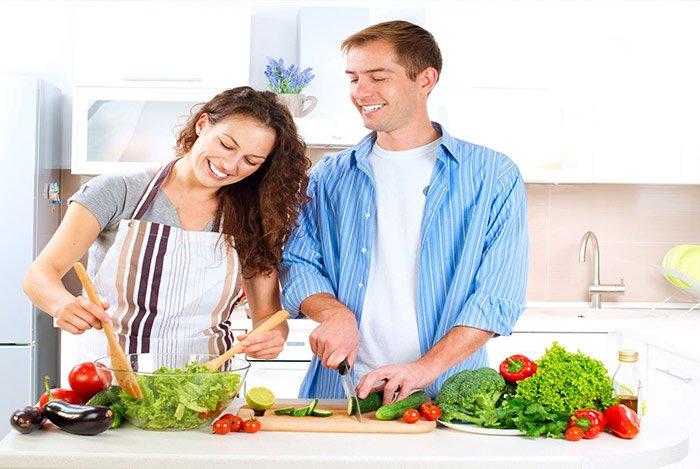 Thực phẩm giúp thụ thai