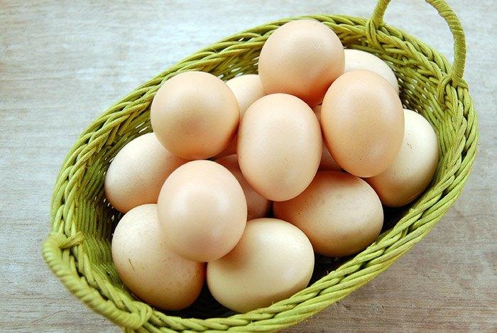 Ăn trứng có tốt không
