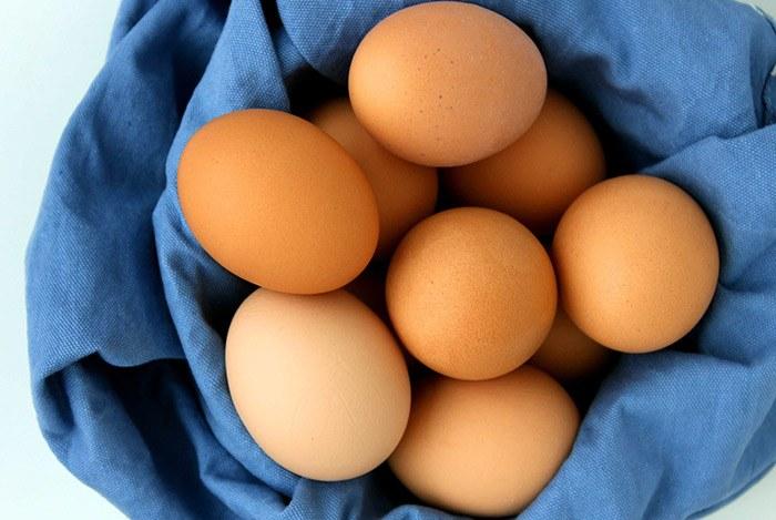 Trứng gia cầm