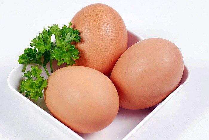 Giá trị dinh dưỡng trong trứng