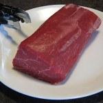 Thịt thăn bò Úc tươi