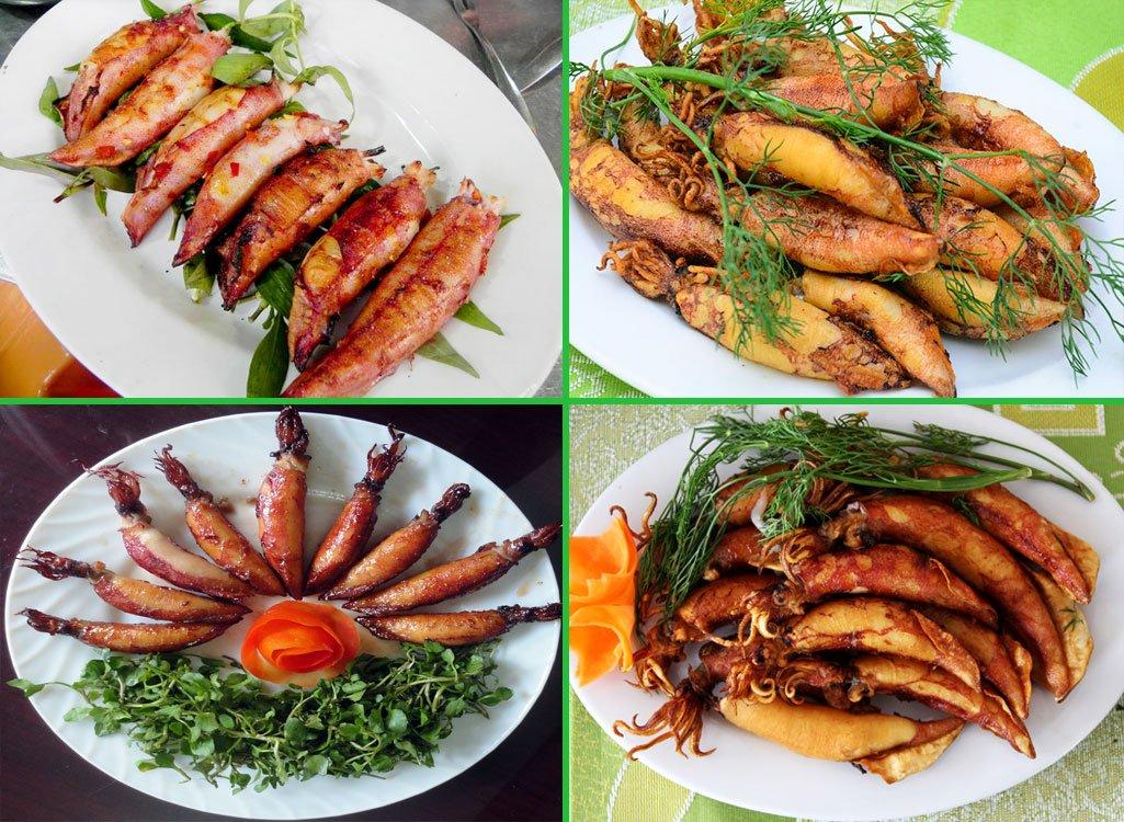 Mực trứng Phú Quốc