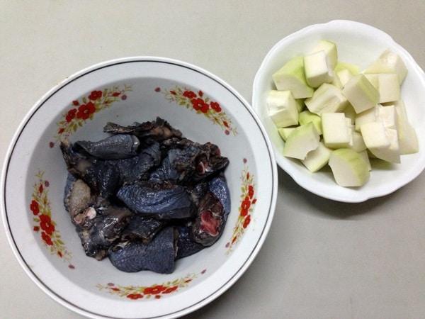Thịt gà đen