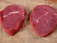 Món ăn thịt bẹ vai bò Mỹ