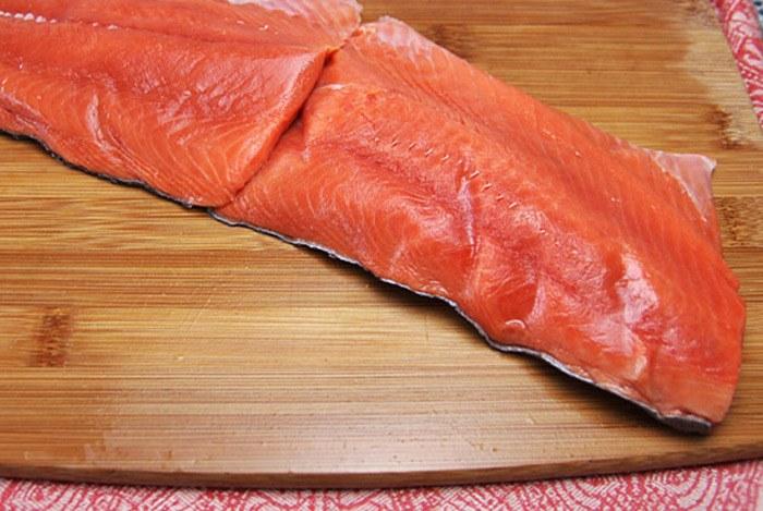 cách chế biến cá hồi ngon