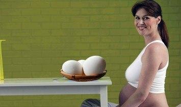 Mang thai ăn trứng có tốt không