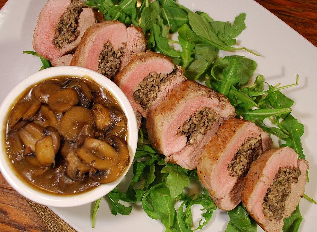Thịt thăn lợn nuôi thả miền núi