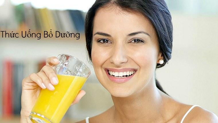 8 loại thức uống bổ dưỡng tốt nhất cho sức khỏe