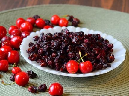 Quả cherry sấy khô