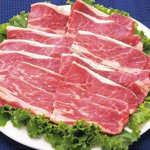 Thịt Ba Chỉ Bò Mỹ