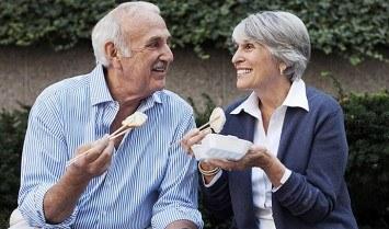 Thực phẩm tốt cho người già