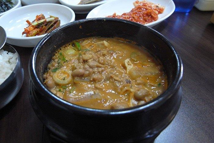 Gia vị Hàn Quốc