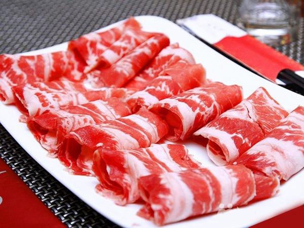 Thịt dẻ sườn bò Mỹ