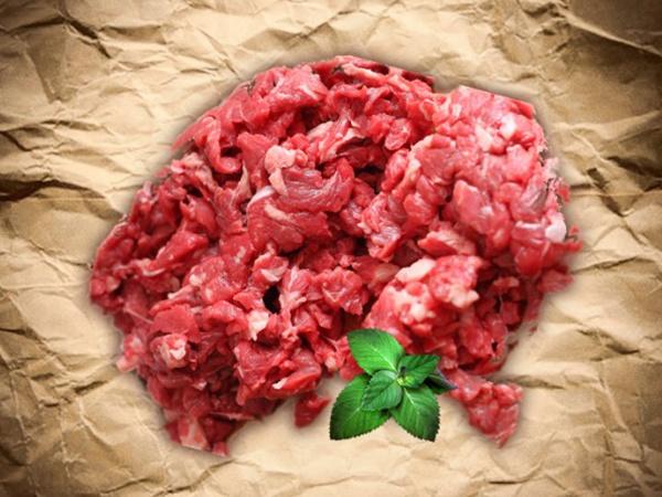Thịt nạc vụn-Boneless Trimmings bò Úc