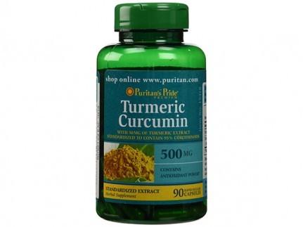 Tinh dầu nghệ Turmeric Curcumin
