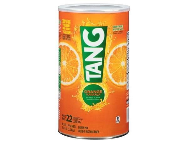 Bột pha nước cam Tang