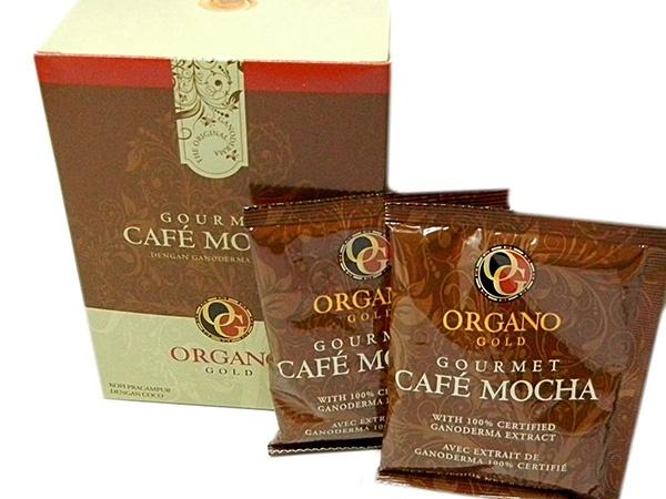 Cà phê Mocha Organo Gold