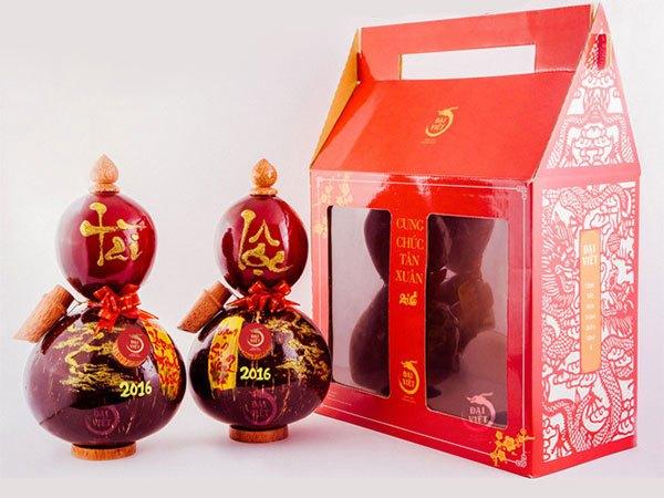 Rượu dừa Đại Việt đặc biệt