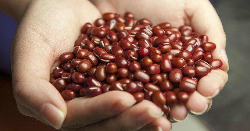 cách làm trắng da từ đậu đỏ