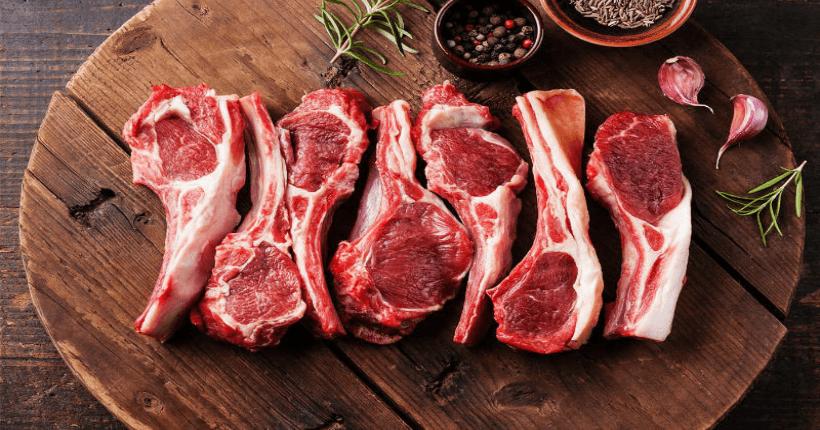 lợi ích của thịt bò