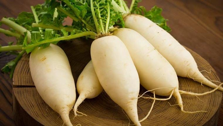 Top 9 công dụng của củ cải trong làm đẹp và chữa bệnh