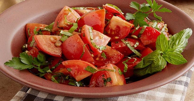 giảm cân bằng cà chua