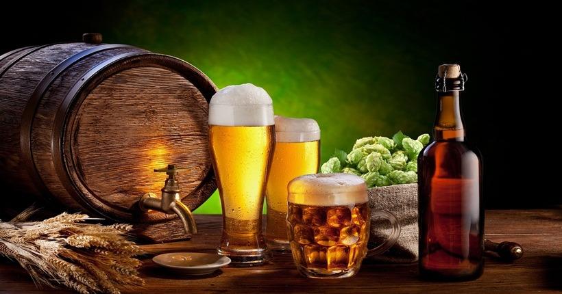 làm đẹp từ bia