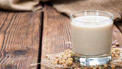 làm đẹp từ sữa đậu nành